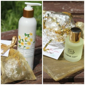 Terranova perfume plumeria lotion