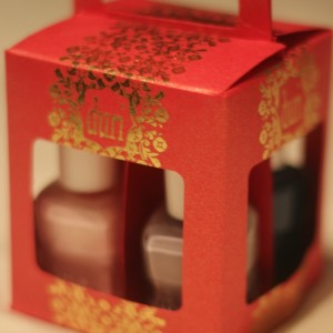 duri nailpolish gift box