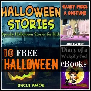 free halloween kindle ebooks