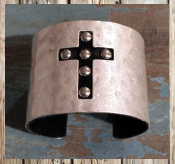 graceful cuff cross debi lynn designs