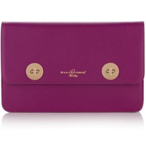 issoria disc clutch dark pink