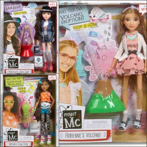 project mc2 experiment dolls