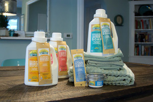 100% Natural Laundry Products from MyGreenFills