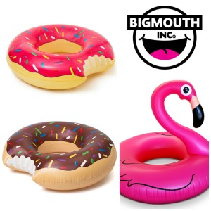 BigMouth Inc fun pool floats