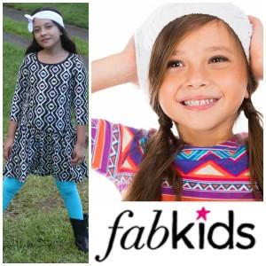 FabKids stylish kids girls clothes