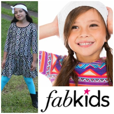 Stylish Clothes Kids Love from FabKids