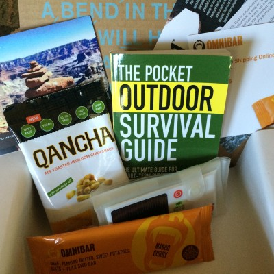 Cairn Subscription Box for Those who Love the Outdoors