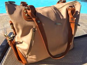 Kate Timi & Leslie Diaper Bag Stylish