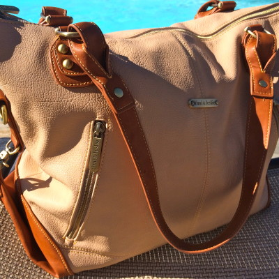 Kate 7-Piece Diaper Bag Set from Timi & Leslie – Every Mom Should Own One!