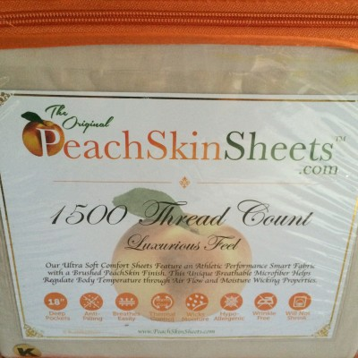 The Original PeachSkinSheets