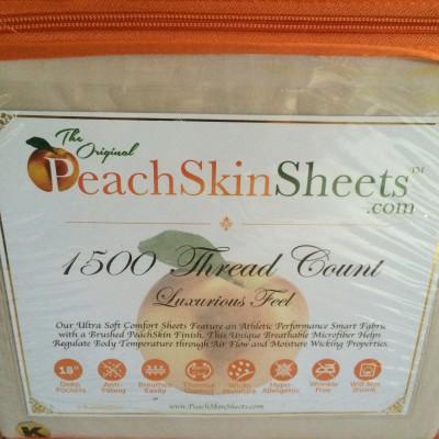 The Original PeachSkinSheets