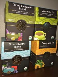 buddha tea organic natural review