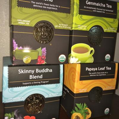 Buddha Teas – 100% Natural, Organic Teas