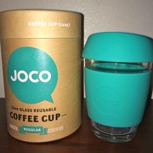 JOCO Glass Coffee Cup