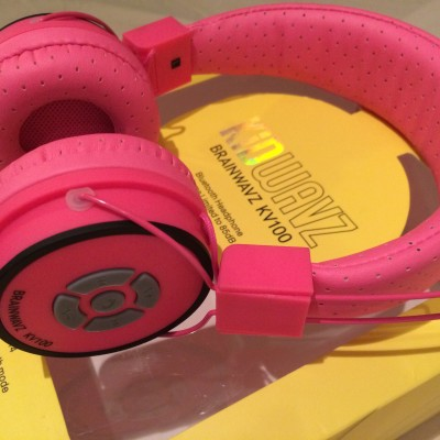 Kidwavz Brainwavz KV100 Bluetooth Headphone
