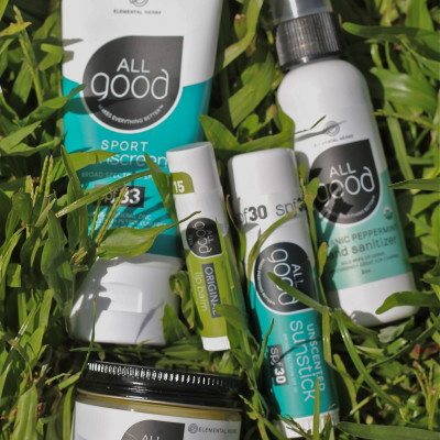 All Good World Traveler Set – Natural Organic Products You'll Love