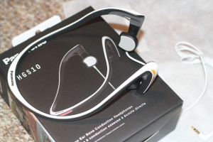 panasonic bone conduction headphones