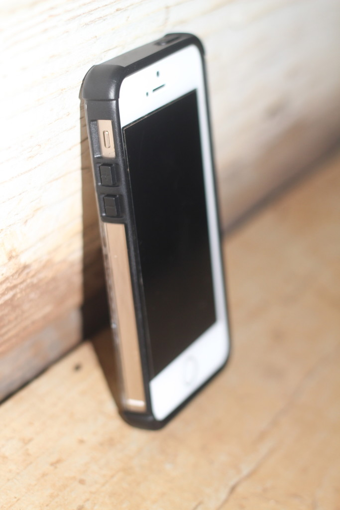 UAG iPhone tough see through case