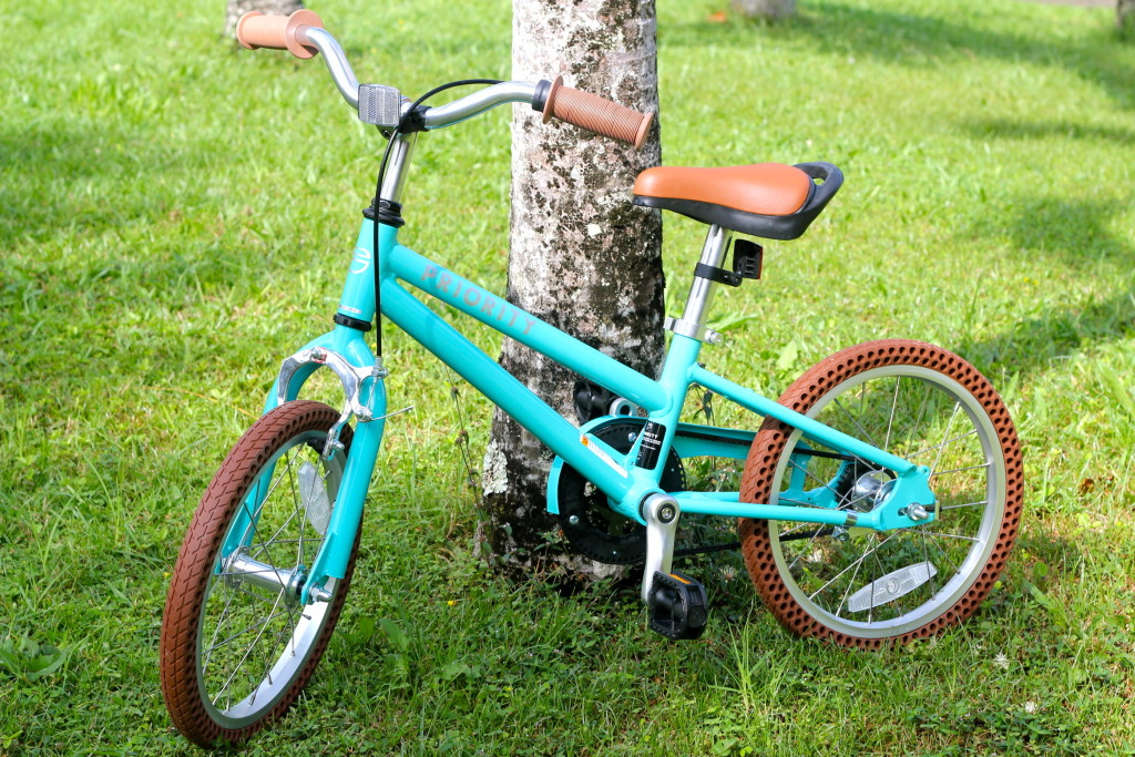 priority start kids bike turquoise