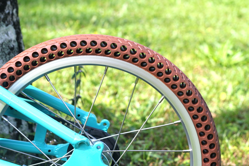 priority bike airless tires