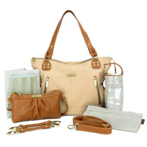 Kate timi & leslie diaper bag