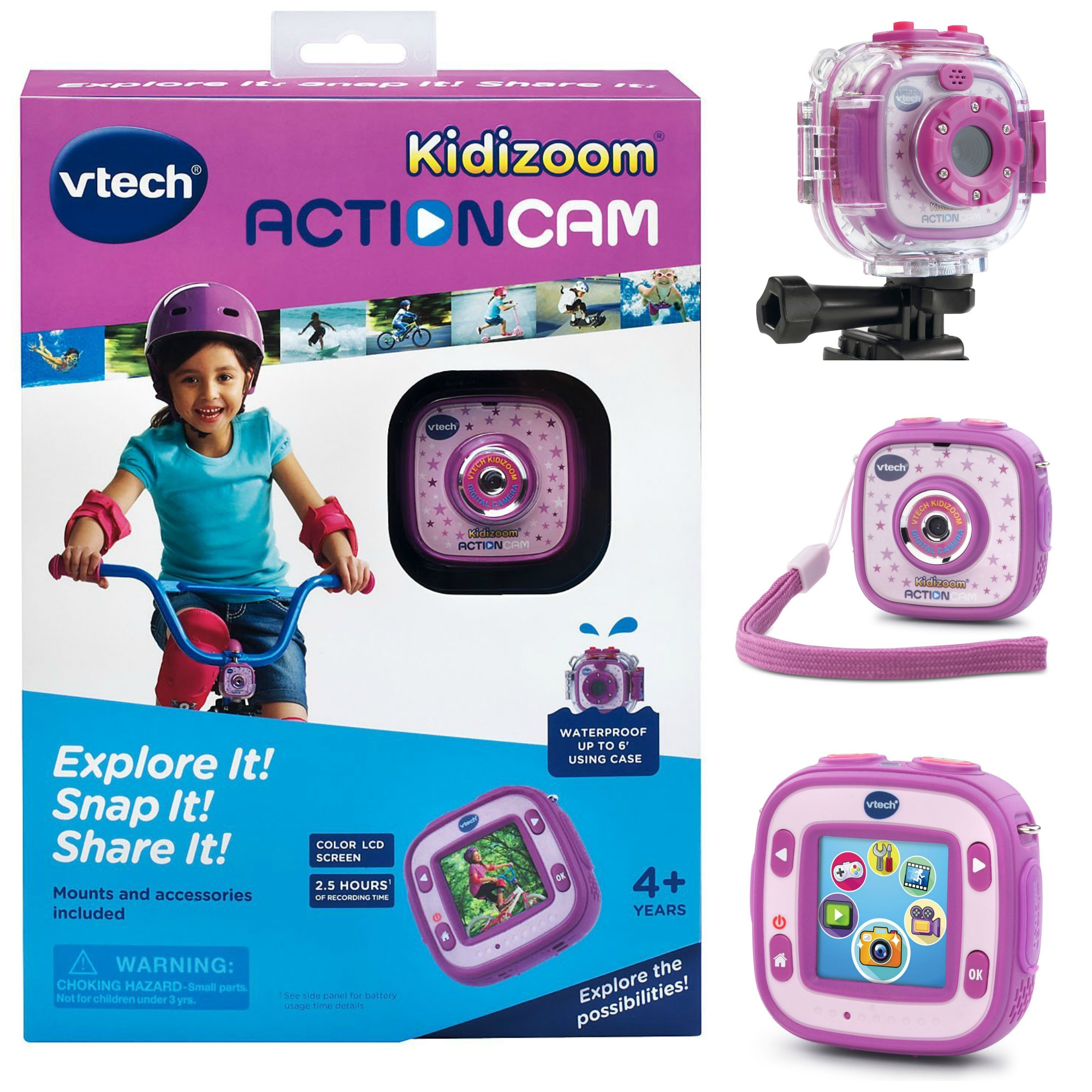 Vtech Kidizoom Kids Action Cam Livin The Mommy Life