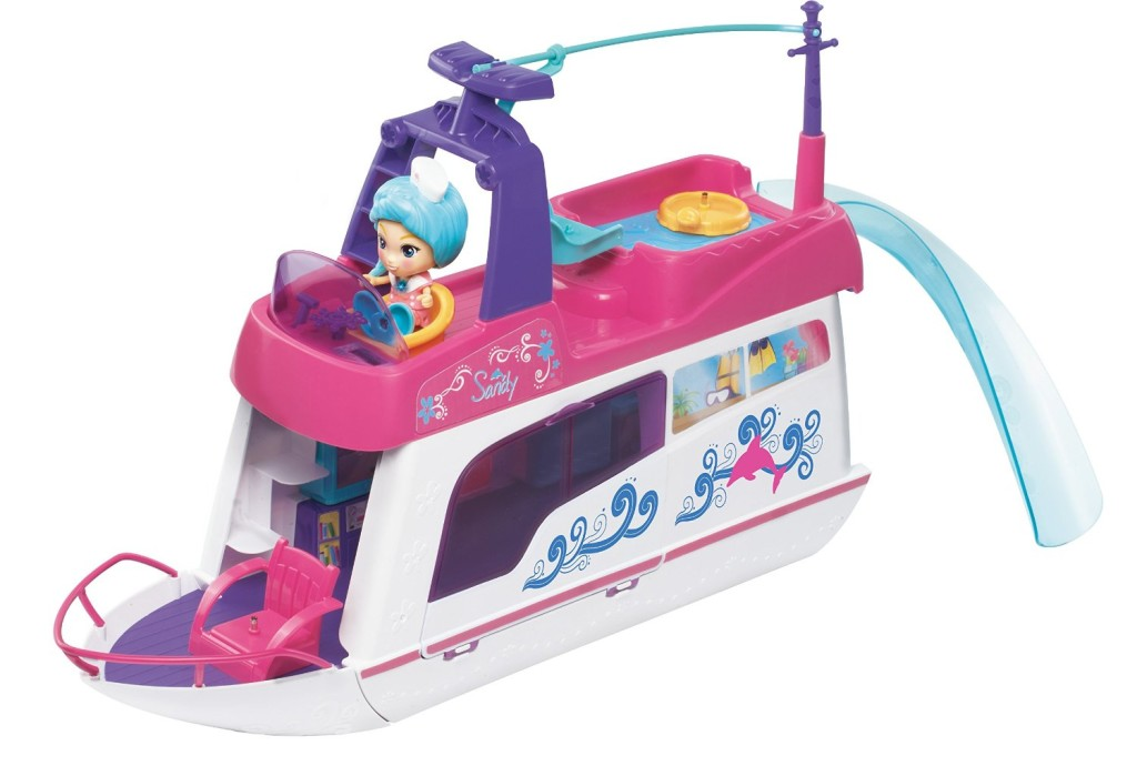 flipsies sandy's house & ocean cruiser