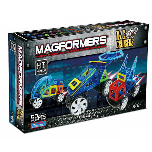 magformers remote control cruisers set