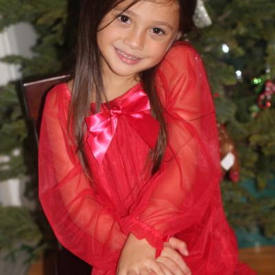 Kicking off the Holiday Season with Laura Dare Sleepwear