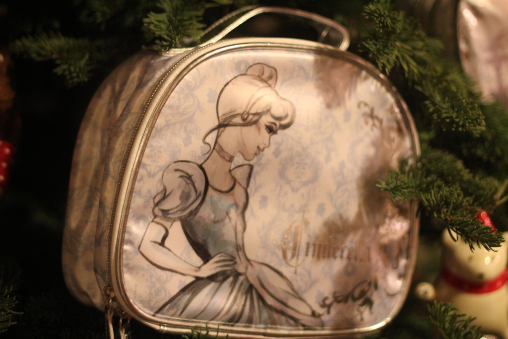 cinderella makeup case