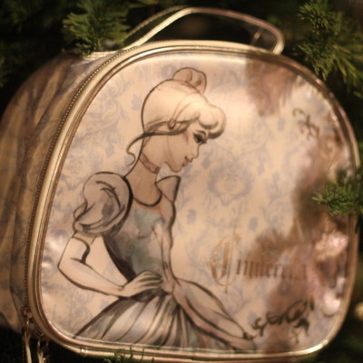 Cinderella Collection Cosmetic Bags from London SOHO New York