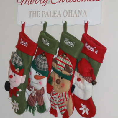 Personalized Holiday Decor from Personal Creations