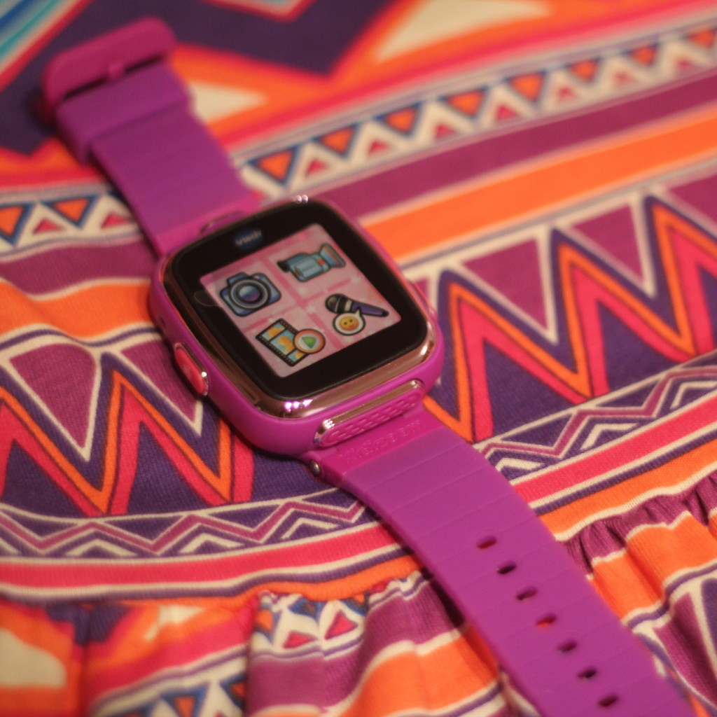 vtech smartwatch violet
