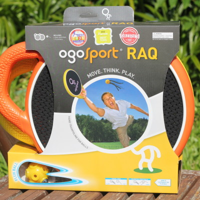 Get Kids Outside & Active with the OgoSport RAQ