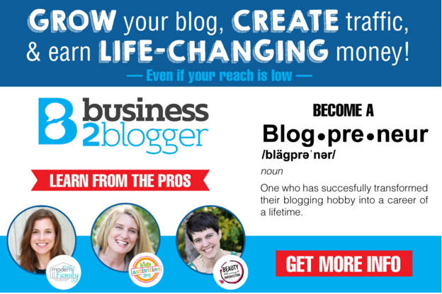 BlogPreneur course business2blogger