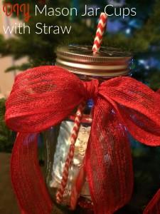 mason jar cups christmas gift ideas