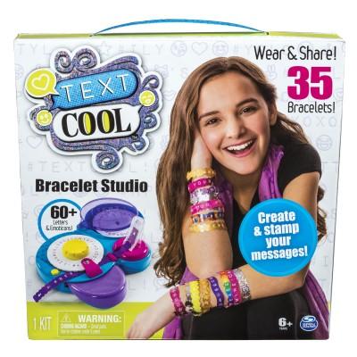 Text Cool Bracelet Studio