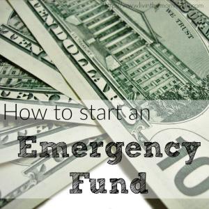 emergency fund featured