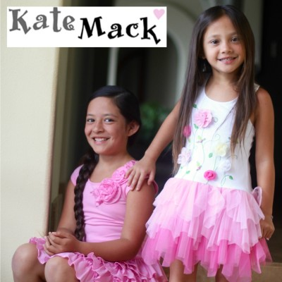 Pretty Spring Dresses from Kate Mack