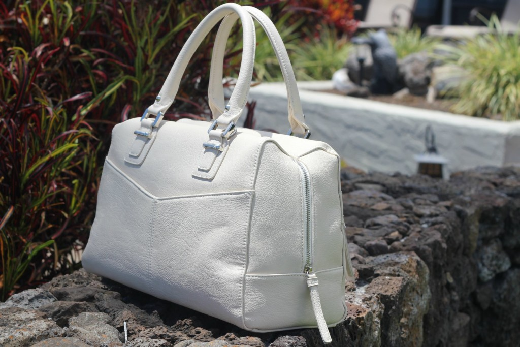 Kelly Moore stylish camera bag ruston back