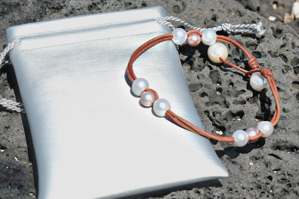 freshwater pearl jewelry anklet
