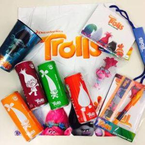TROLLS Movie Swag Bag Giveaway
