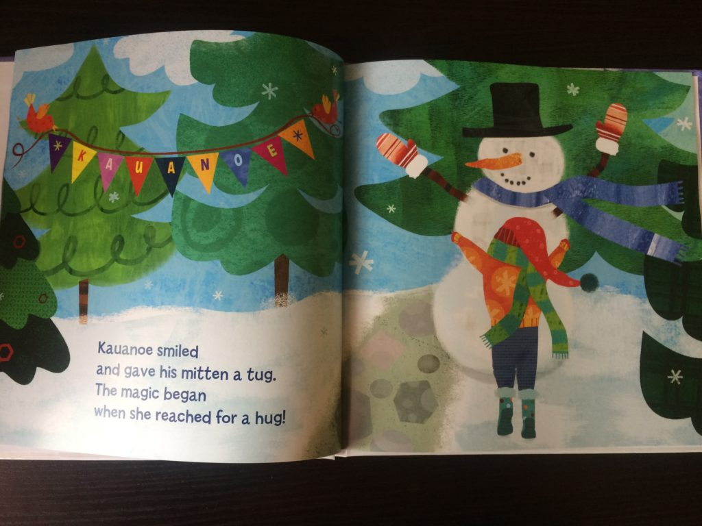 i see me personalized magical snowman book review pages