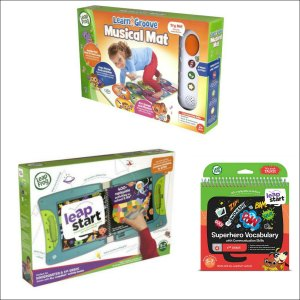 Leap Start and Learn & Groove Musical Mat from LeapFrog