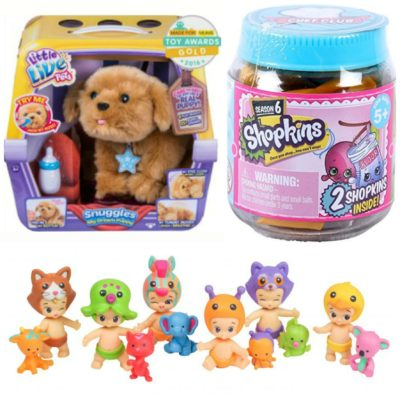 Gifts for Kids from Moose Toys