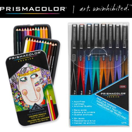 prismacolor-colored-pencils-and-gine-line-marker-stocking-stuffer
