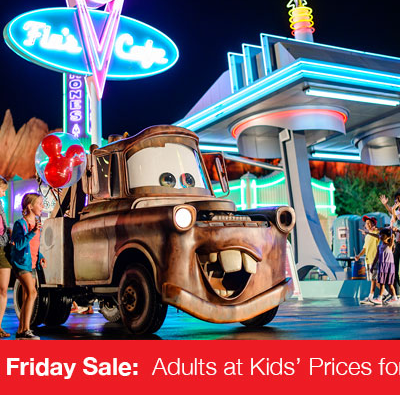 Great Black Friday Deals to Disneyland and more from Get Away Today