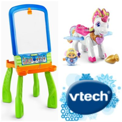 Two Great Toys Your Kids Will Love From VTech