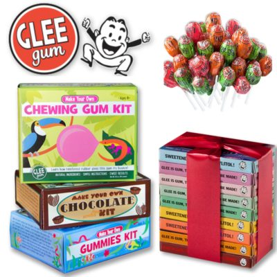 Great Stocking Stuffer & Gift Ideas from Glee Gum