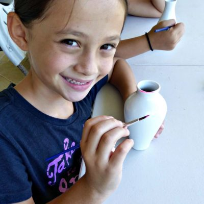 Paint Your Own Porcelain from Mindware